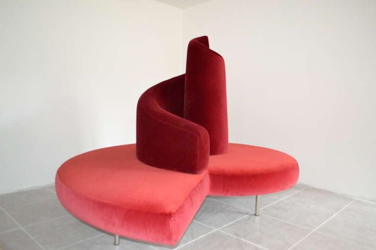 Tatlin Sofa by Mario Cananzi and Roberto Semprini 5