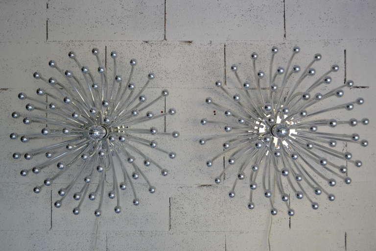 Pair of Pistillo Wall Light by Studio Tetrach for Valenti ...