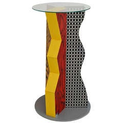 Ettore Sottsass Ivory Side Table