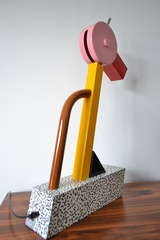 Ettore Sottsass Tahiti  Lamp Memphis Milano image 4