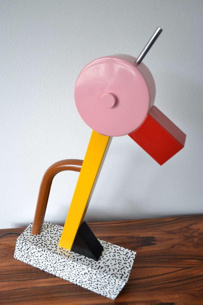 Ettore Sottsass Tahiti  Lamp Memphis Milano 5