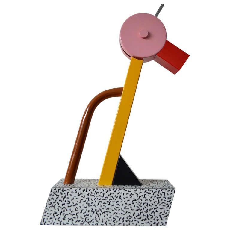 Ettore Sottsass Tahiti  Lamp Memphis Milano