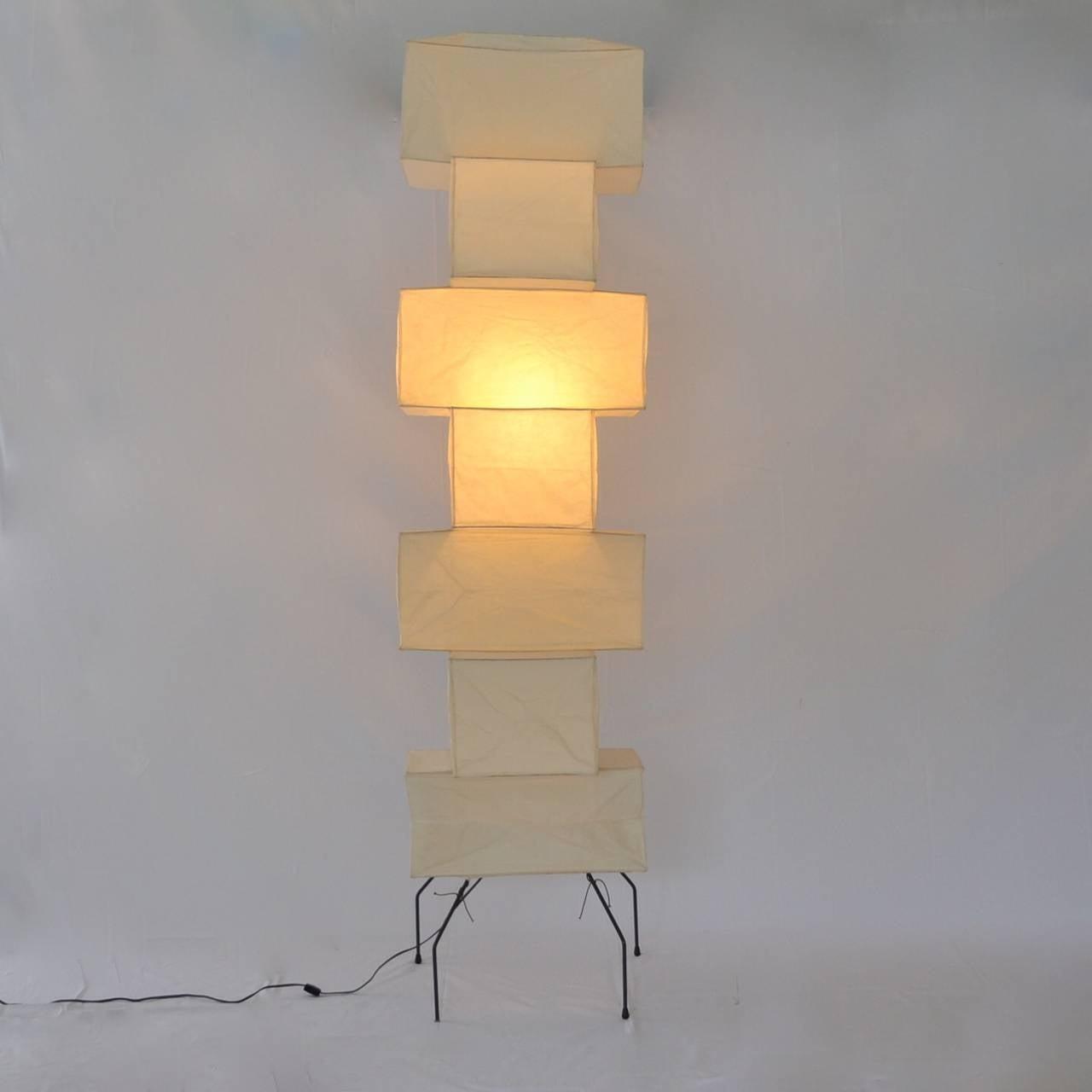 floor lamp by isamu noguchi at 1stdibs