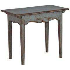 18th Century Swedish Gustavian Period Console Table