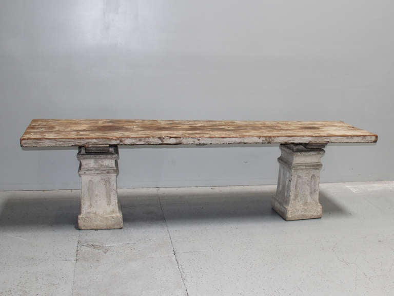 Patio Furniture Wichita Ks Early 20th Century French Dining Table at 1stdibs