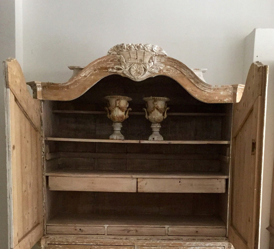 19th Century French Rococo Style Buffet Deux Corps 6