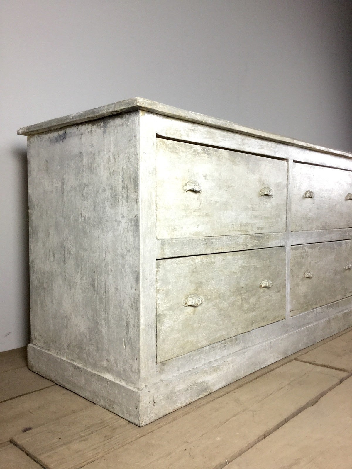 French Painted Sideboard At 1stdibs