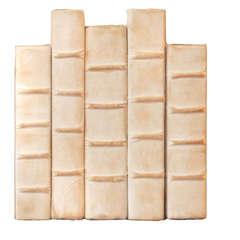Antiqued White Parchment