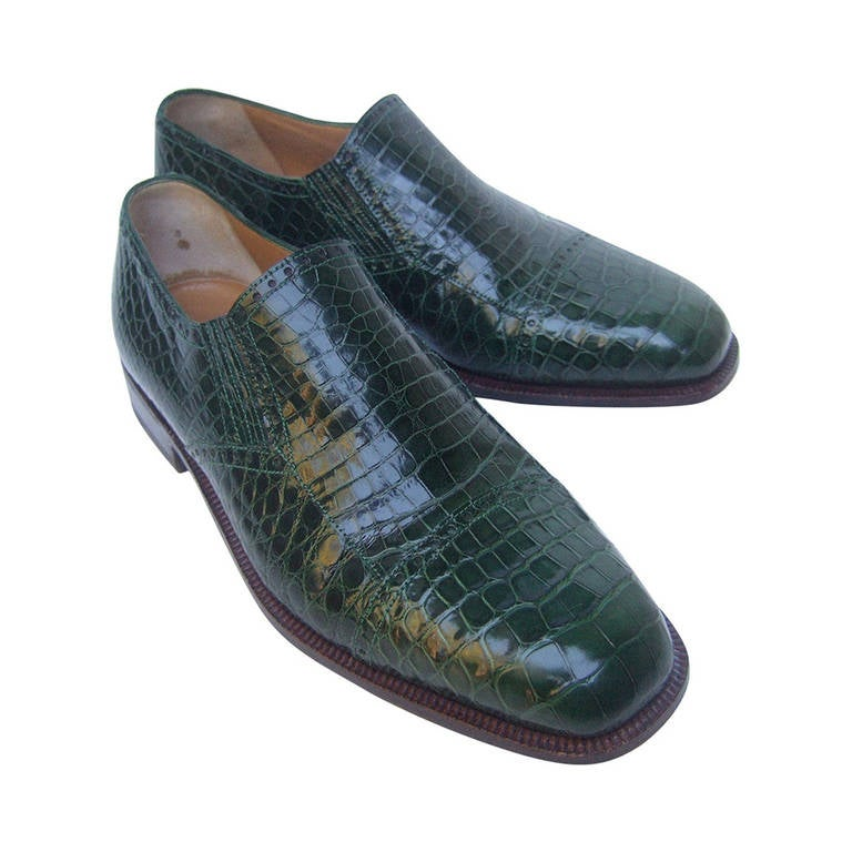 Dress Shoes With Green Soles