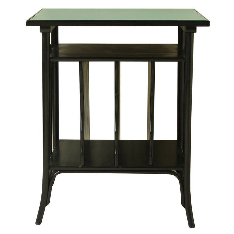 Josef Hoffmann Secession Magazine Table At 1stdibs