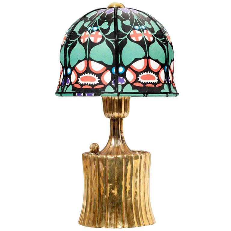 Dagobert Peche Wiener Werkst 228 Tte Table Lamp Vienna