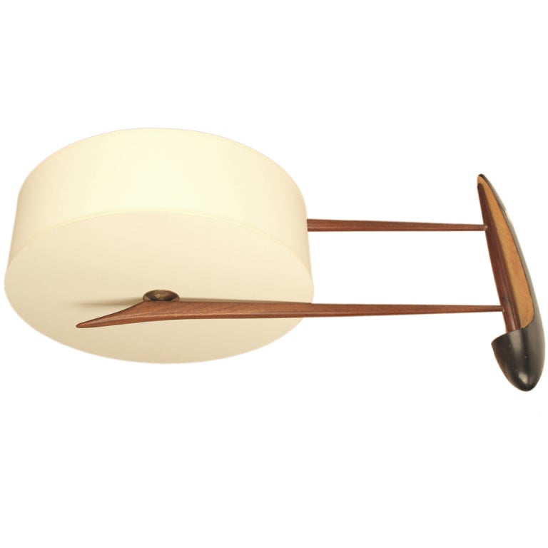 Rispal Paris Articulate Wall Light Sconce For Sale At
