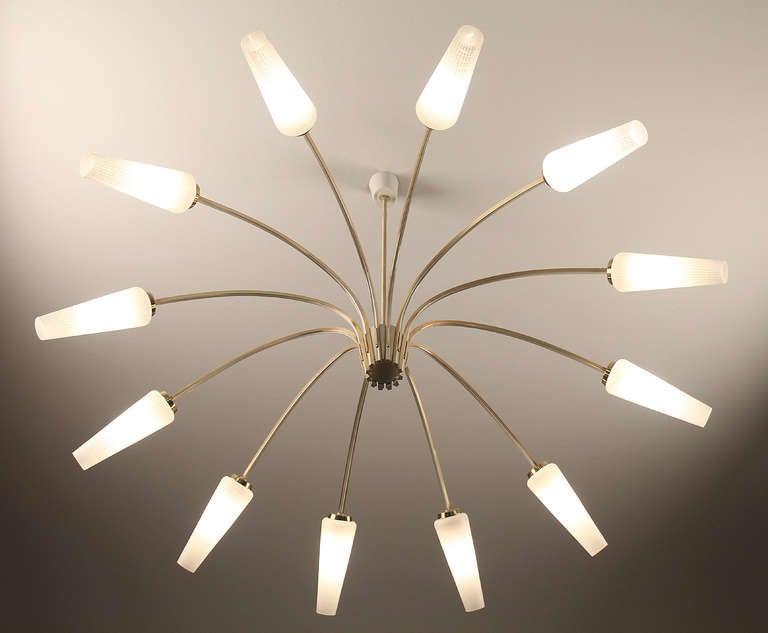 45 sputnik chandelier suspension lustre lampara hanglamp. Black Bedroom Furniture Sets. Home Design Ideas
