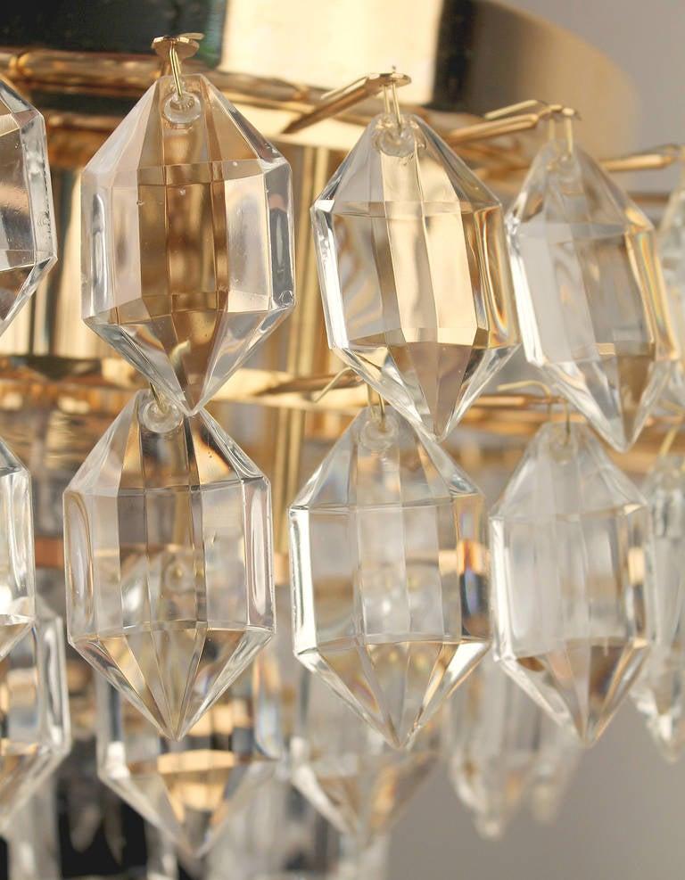 bakalowits crystal chandelier suspension lustre lampara. Black Bedroom Furniture Sets. Home Design Ideas