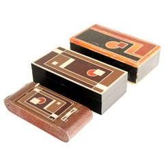 Art Deco Modernist Kodak Gift Camera No. 1A with Original Boxes
