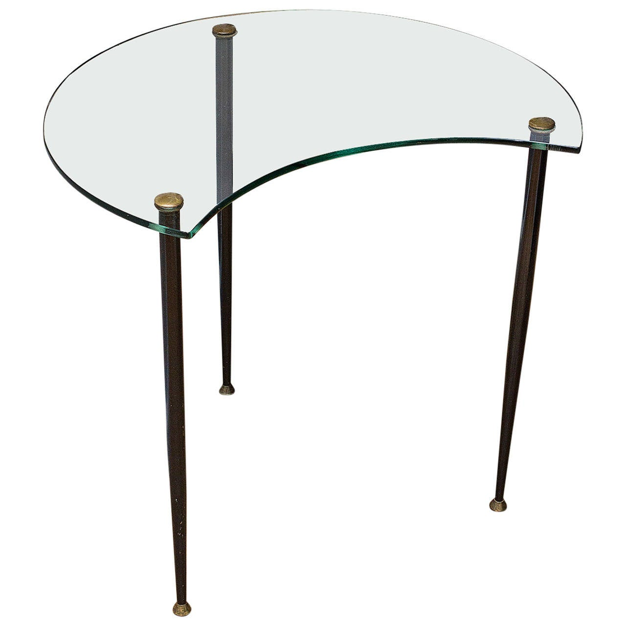 Side table by Edoardo Paoli Italy circ 1955