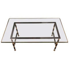 Coffee Table, Fontana Arte, Modell 1736, Italy, circa 1955