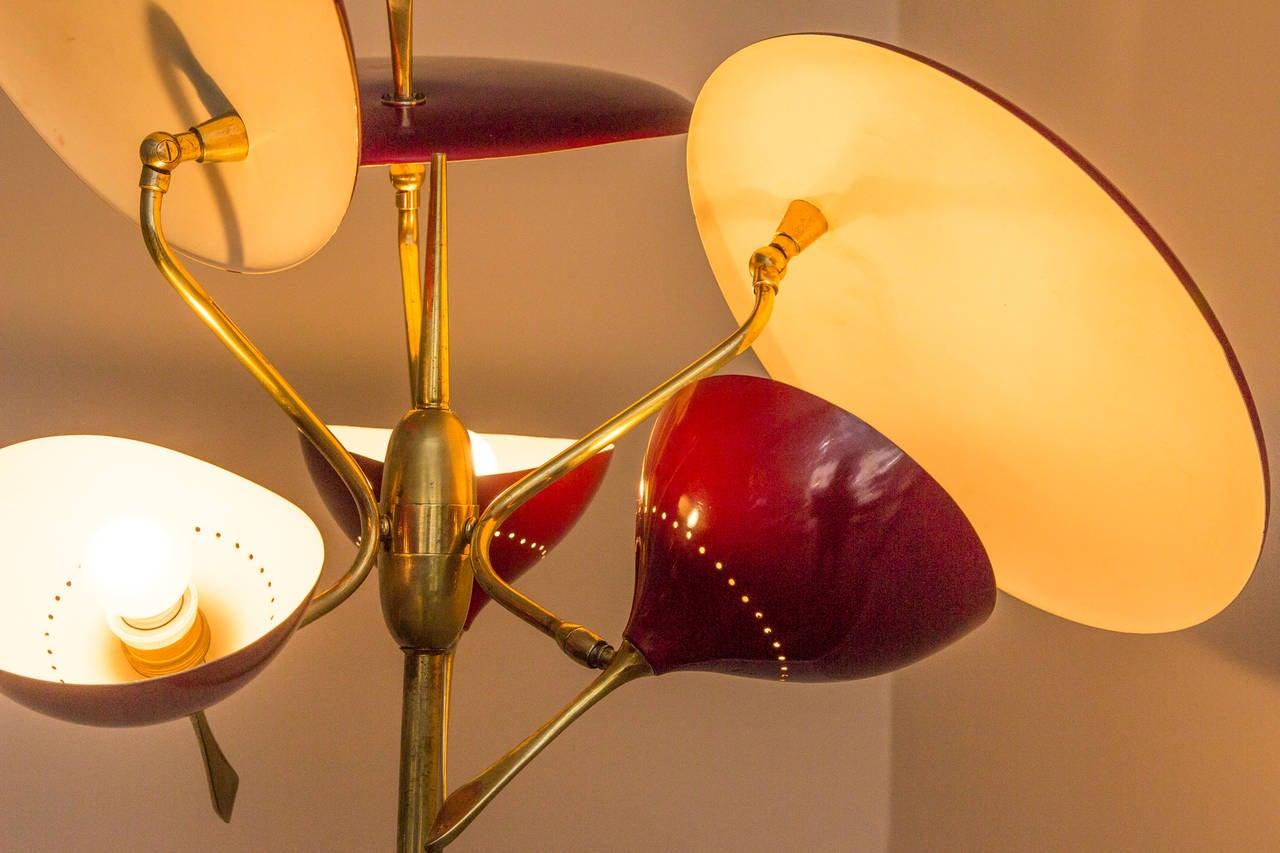 Arredoluce floor lamp italy circa 1950 for sale at 1stdibs for Arredo luce