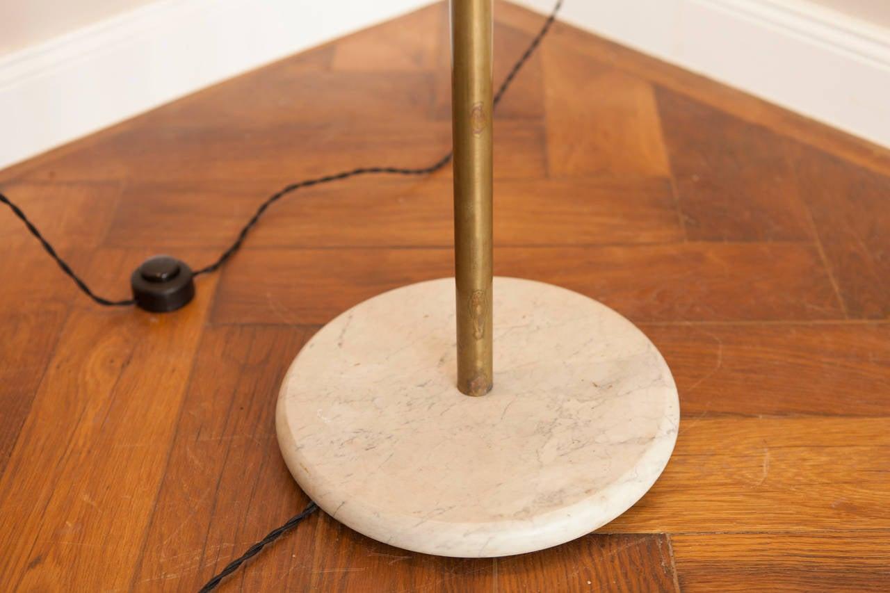 Mid-Century Modern Italian Floor Lamp, Italy circa 1950 For Sale