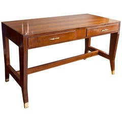 Gio Ponti Desk for the University of Padua, Italy, circa 1950