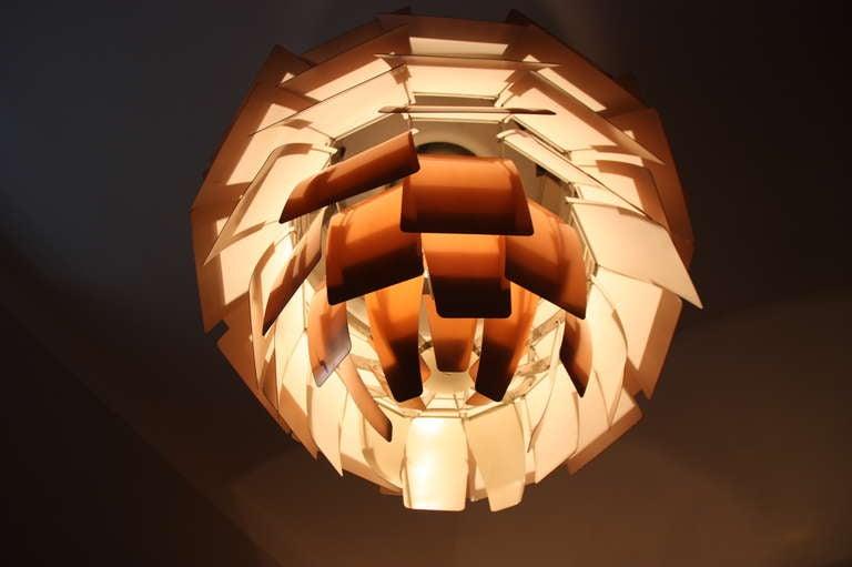 Louis Poulsen Artichoke Lamp by PH c.1960, Diam 84cm 7