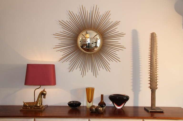 Franz Hagenauer attr. table lamp, brass doe, 1960`s Austrian 10
