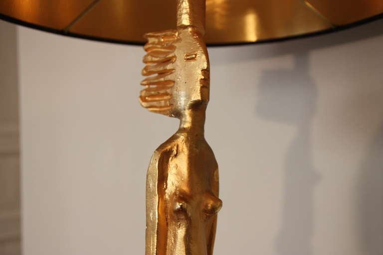 Pierre Casenove, Fondica table lamp, France circa 1990 5
