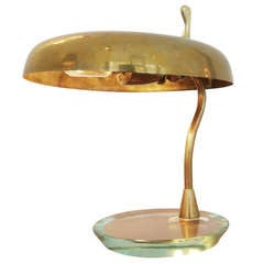 Italian Table Lamp, Italy Circa 1950