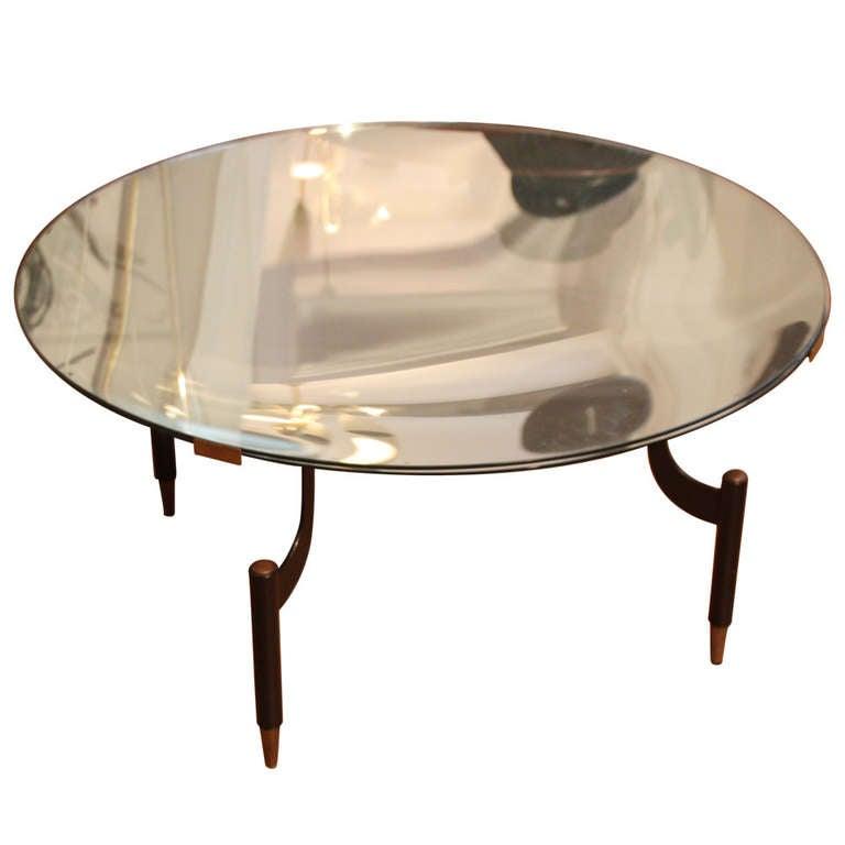 Fontana Arte Occasional Table Italy Circa 1950 At 1stdibs