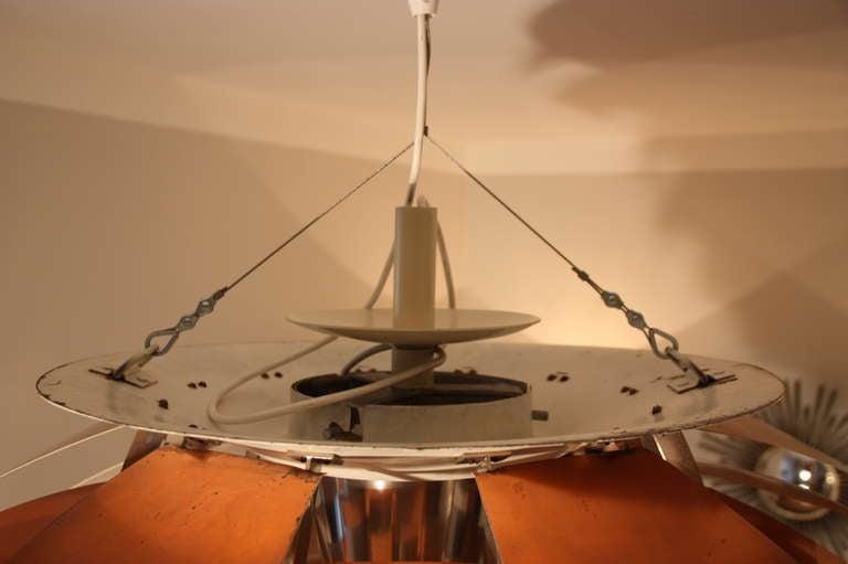 Louis Poulsen Artichoke Lamp by PH c.1960, Diam 84cm 8