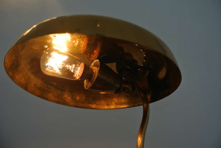 Italian Table Lamp, Italy Circa 1950 For Sale 4