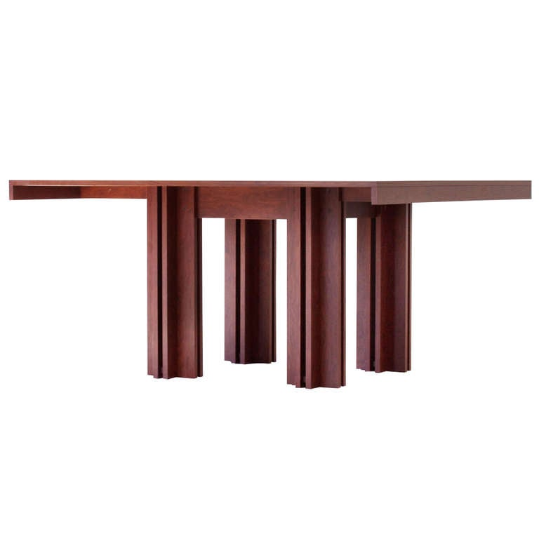 Faye toogood element table - Quatour Table By Carlo Scarpa At 1stdibs