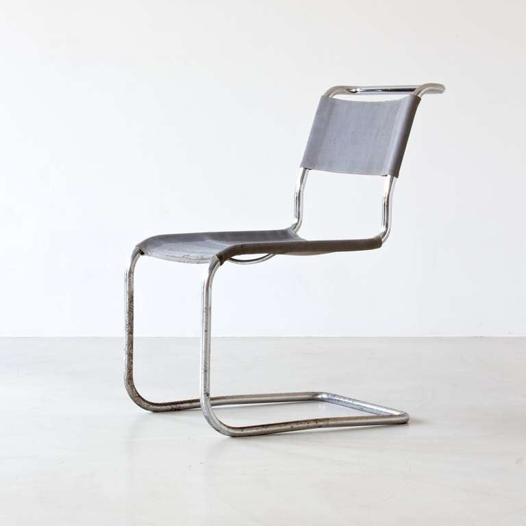 Marcel Breuer Cantilever Chair For Sale At 1stdibs