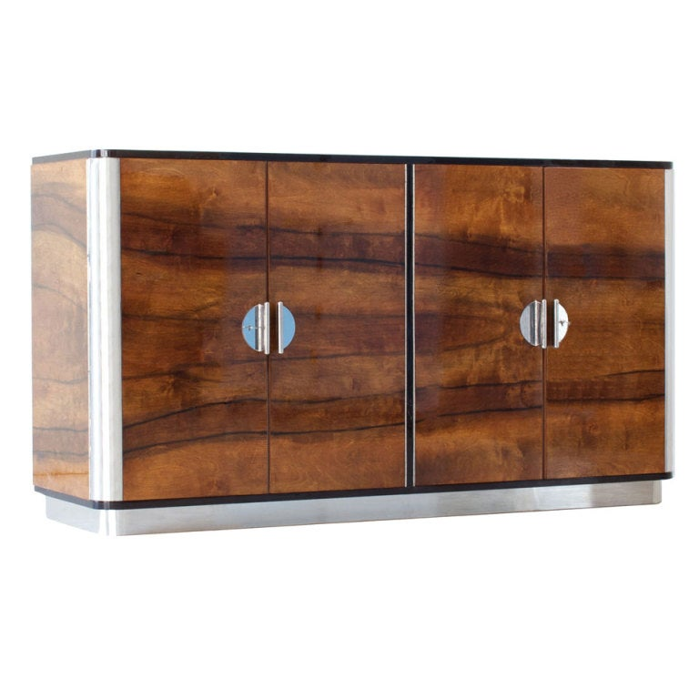Sideboard By Rudolf Vichr At 1stdibs