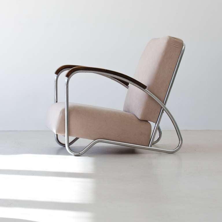 avant garde hynek gottwald armchair at 1stdibs. Black Bedroom Furniture Sets. Home Design Ideas
