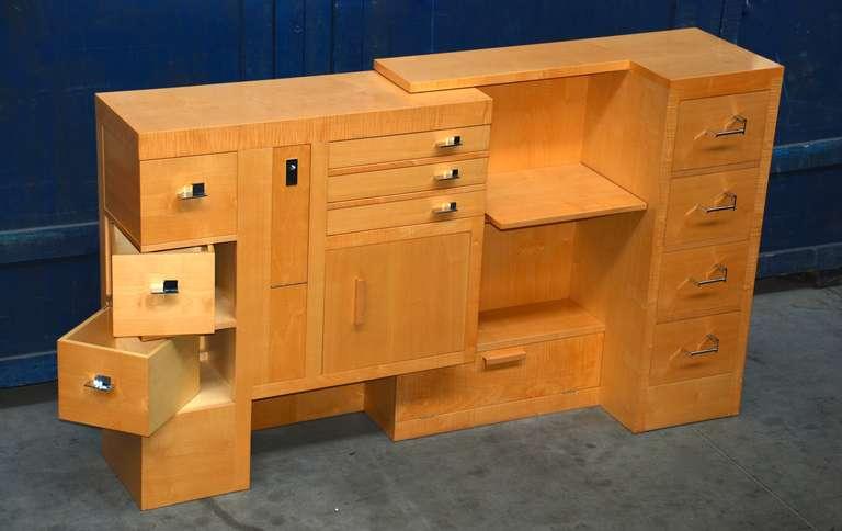 eileen gray 1925 cabinet d architecte 03 25 aram designs at 1stdibs