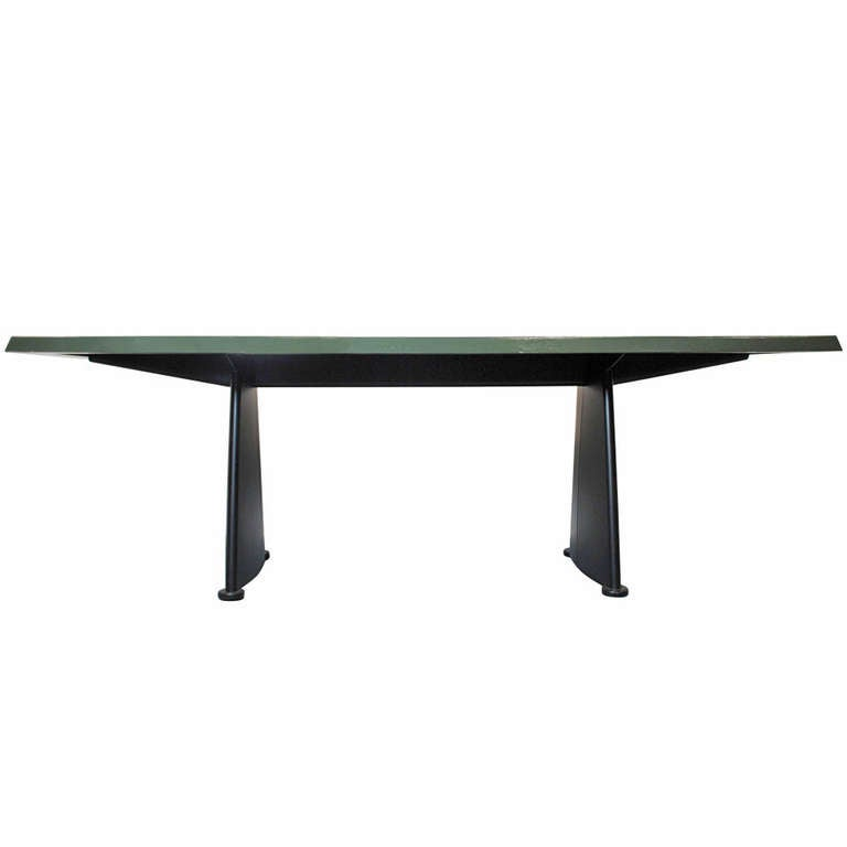 Jean Prouve Trap Ze Dining Table At 1stdibs