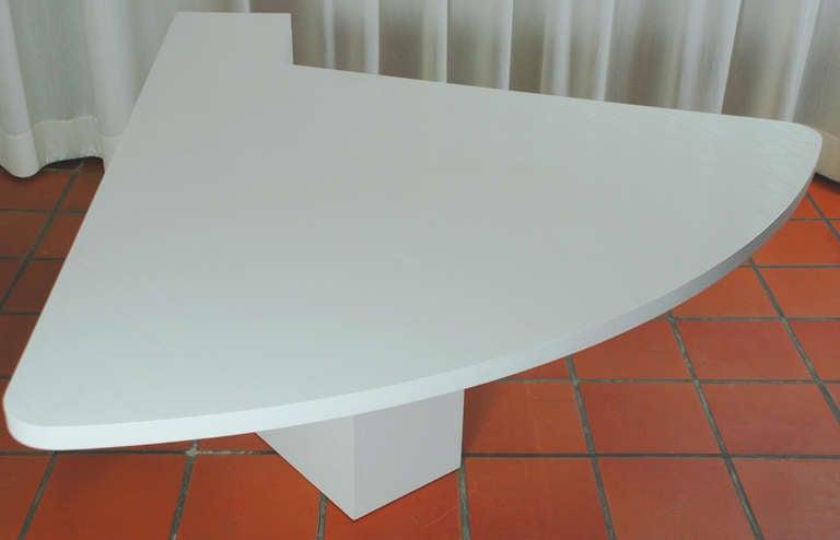 stefan wewerka 39 m1 39 table 1979 at 1stdibs. Black Bedroom Furniture Sets. Home Design Ideas