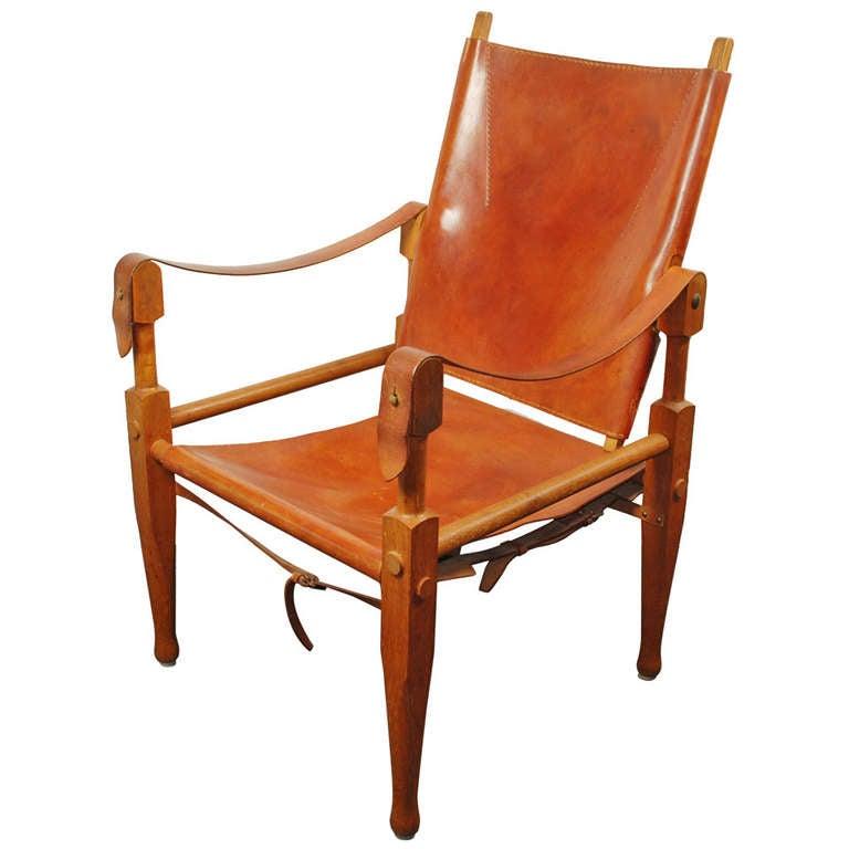 Wilhelm Kienzle Safari Chair Wohnbedarf Switzerland at