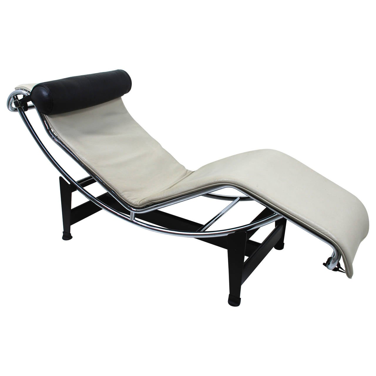 Le corbusier 39 lc 4 39 chaise longue 1928 at 1stdibs for Chaise corbusier