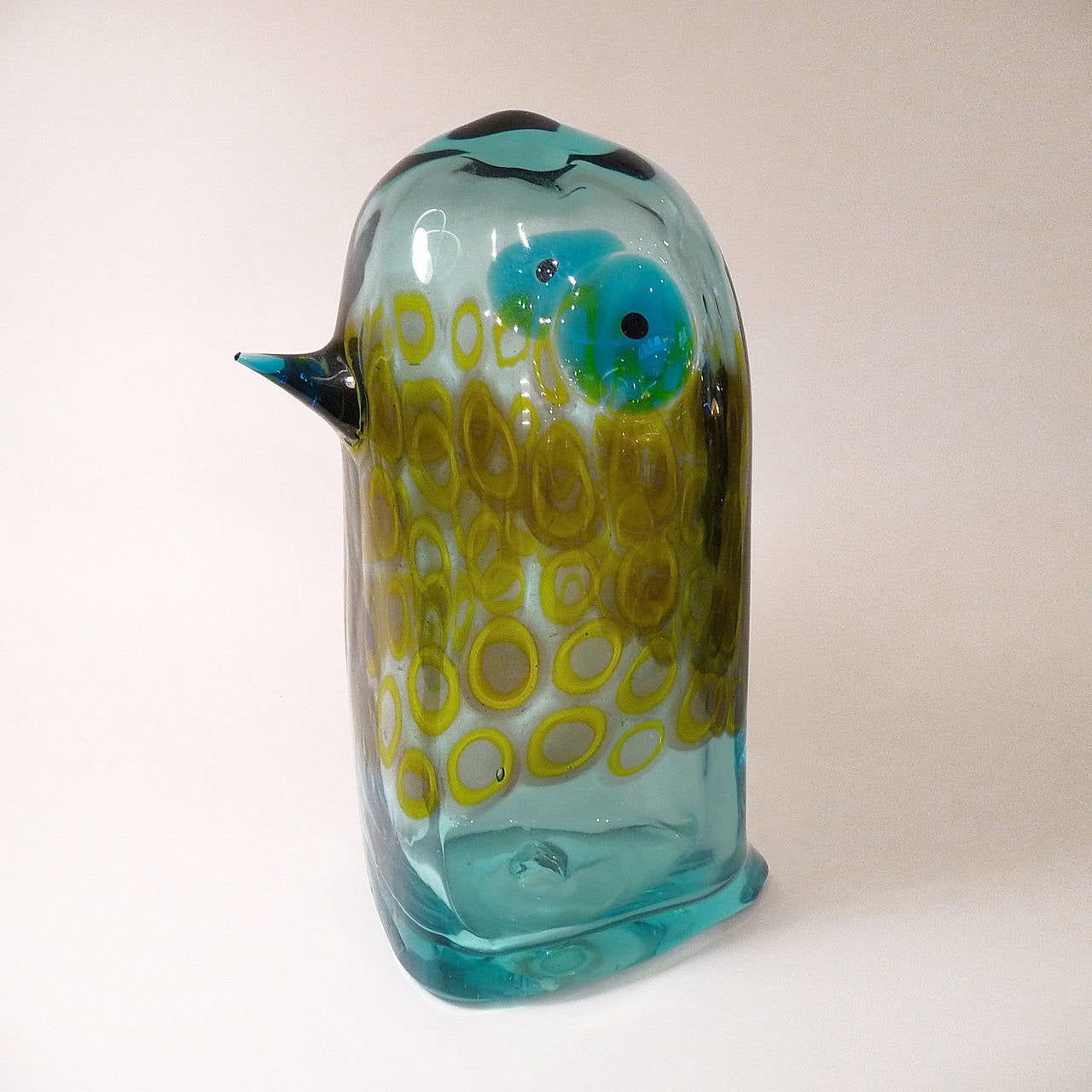 Mid-Century Modern Murano Glass Pulcino by Antonio Da Ros for Cenedese For Sale