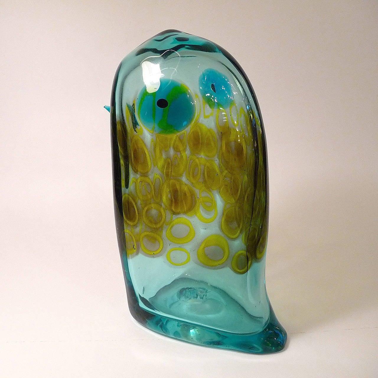 Murano Glass Pulcino by Antonio Da Ros for Cenedese For Sale 3