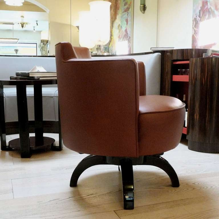 Ateliers De Coene Freres Desk Chair at 1stdibs : decoenechair04l from www.1stdibs.com size 768 x 768 jpeg 55kB