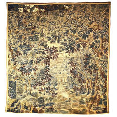 Early 18th Century Antique Tapestry