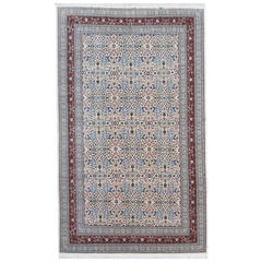 Fine Vintage Turkish Hereke Carpet