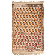 Taimani Baluch Vintage Tribal Rug