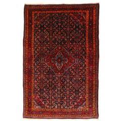 Persian Mid-Century Bidjar Rug