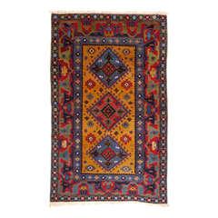 Vintage Shirvan rug