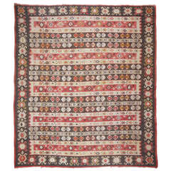 Sharkoy Old Balkan Kilim