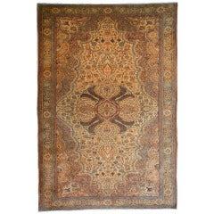 Turkish vintage Kayseri rug